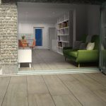 Valverdi Chalet Wood Effect Indoor Outdoor Tiles