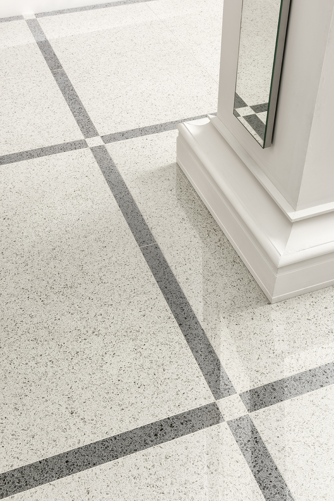 Valverdi Boutique Terrazzo Effect Indoor Outdoor Tiles
