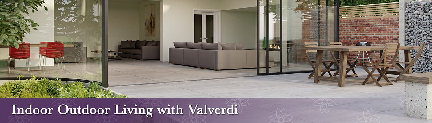 indoor outdoor living from Valverdi
