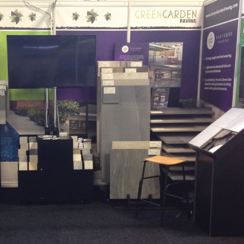See Valverdi Indoor-Out at The Landscape Show