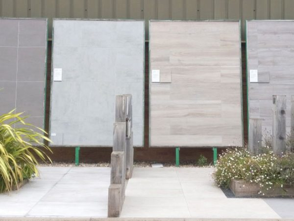 New Outdoor Tile Ranges on Display in Ash Vale