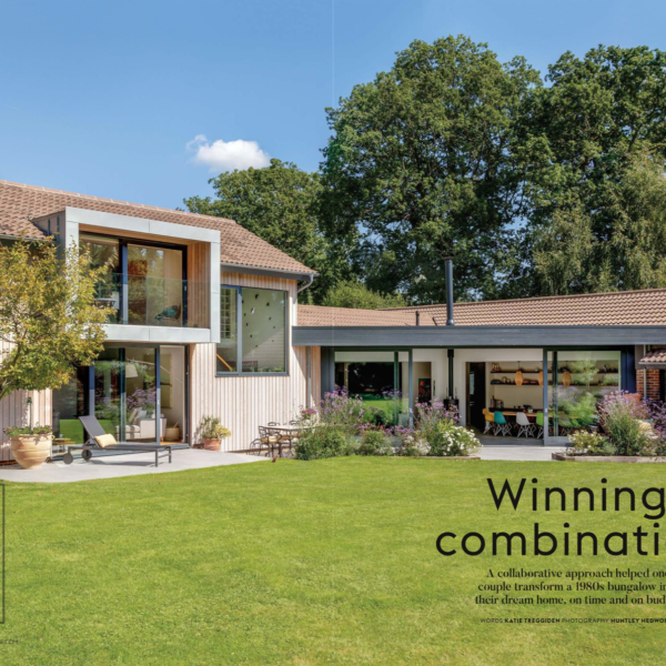 Valverdi Iguazu Featured In Grand Designs Magazine