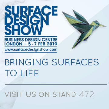 Register For a Free Ticket For Surface Design 2019