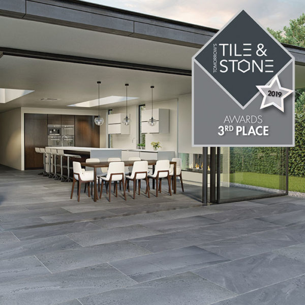 Valverdi Indoor-Out Wins in the Tomorrow's Tile & Stone 2019 Awards