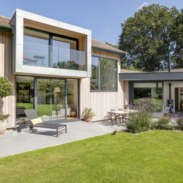 Penton Architects Transform 1980s Scandia Hus House